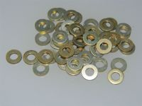 4BA Flat Washers Cadmium Plated Steel Part Number: SP13-B [AB1]